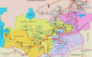 Juru-RTE-EDF CIST consortium to update the Regional Power Sector Master Plan for the Central Asian Power System (CAPS)